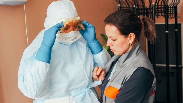 В Архангельской области 1120 человек находятся под наблюдением медиков