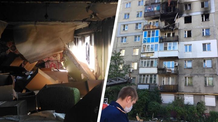 СК возбудил уголовное дело после взрыва газа в доме в Нижнем Новгороде