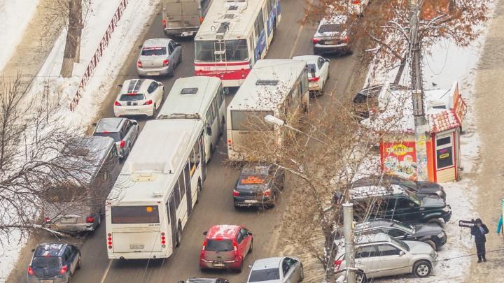 В Самаре предложили оставить парковку на улицах бесплатной