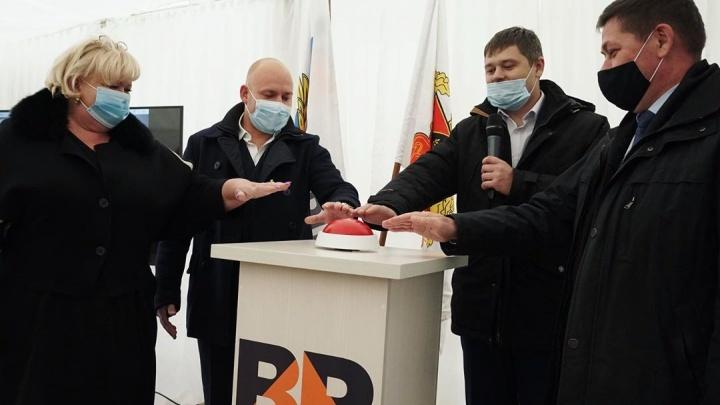 В Кузбассе открыли новый завод. Там будут делать взрывчатку