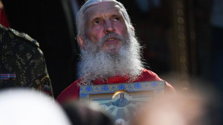 Роскомнадзор удалит Youtube-канал, с которого проповедовал опальный схиигумен Сергий
