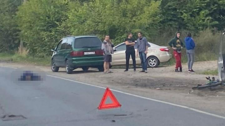«Важно знать, кто виноват»: в Ярославле ищут свидетелей ДТП, в котором погиб велосипедист