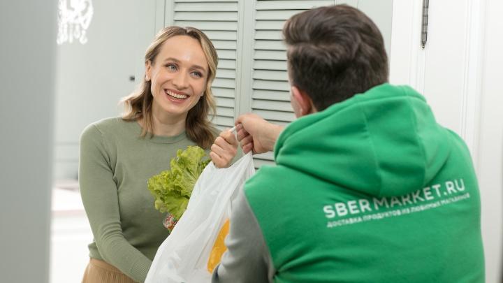 СберМаркет начал доставлять товары из сети «Бетховен» всего за 2 часа