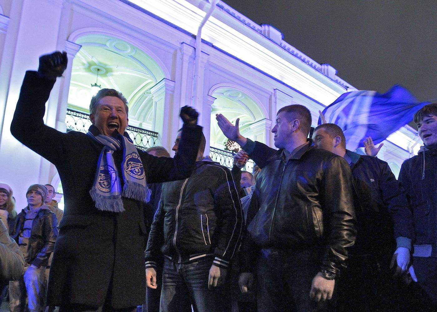 Миллер был вне себя от гнева, узнав о продаже Быстрова. Газпром 15 лет в Зените