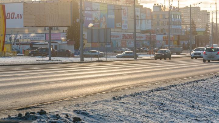 Ремонтировать Московское шоссе снова будет «СамараТрансСтрой»