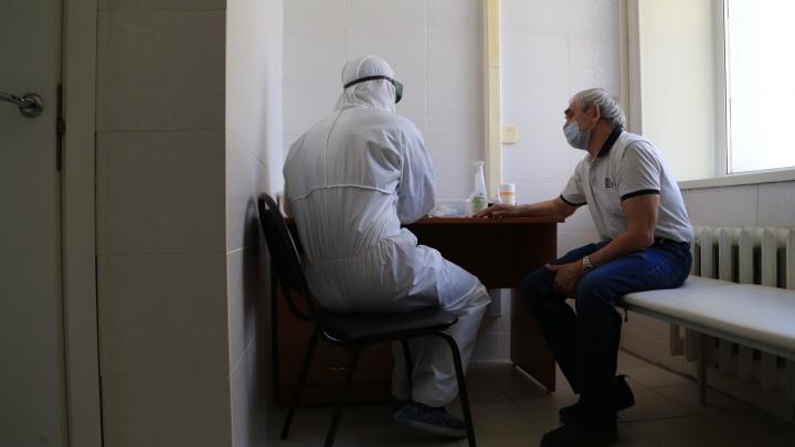 «Один человек в день — это говорит о сознательности»: в Минздраве похвалили новосибирцев, сидящих дома