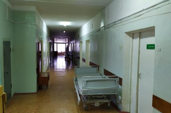 И. о. министра рассказал об одном больном COVID-19, который находился в хирургическом отделении