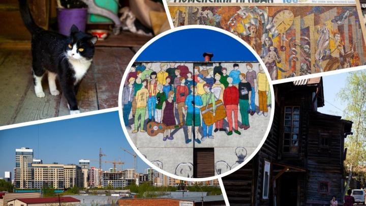 Непонятые художники, падший Икар и никому ненужные памятники: изучаем район Дома печати