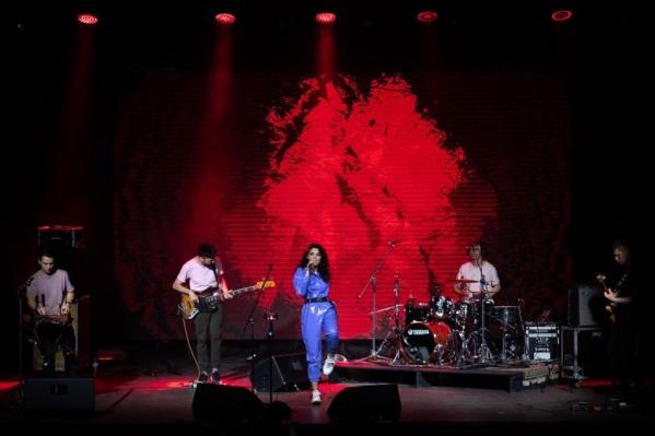 Концерт «АлоэВеры» состоялся в Санкт-Петербурге 28 ноября