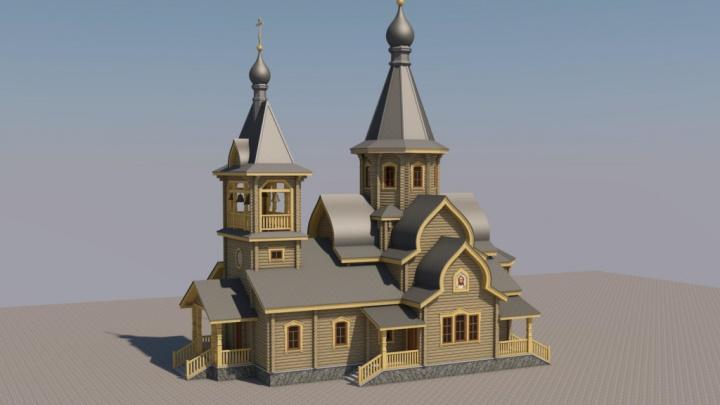 Рядом с озером Жемчужина Сибири разрешили построить храм