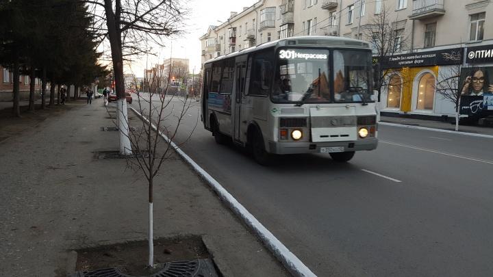Из-за перекрытия улицы Коли Мяготина в Кургане автобусы меняют маршруты движения