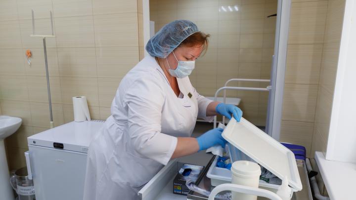 Хроники коронавируса: на Дону осталось только пять «чистых» районов без заболевших