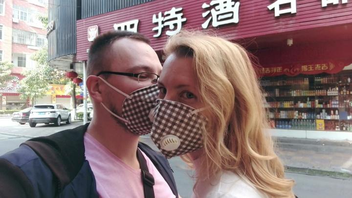 Блогер-путешественница из Перми попала в карантин в Китае: как он организован и чем отличается от российского