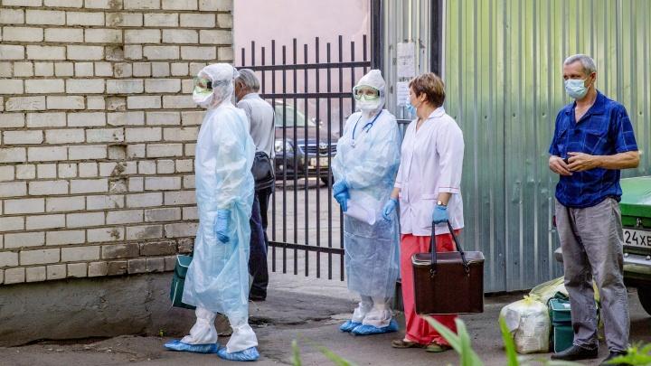 Новые заболевшие и спасение в ДТП: что случилось в Ярославской области за сутки. Коротко