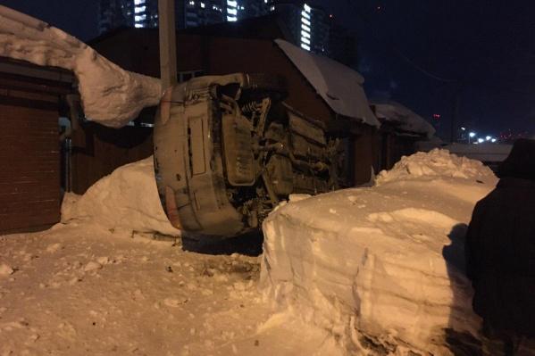Инцидент произошёл поздно вечером, в 22:40