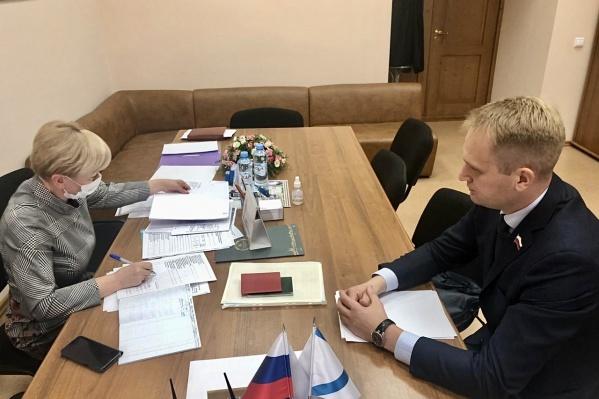 Михаил Федотоввозглавляет комиссию гордумы по вопросам экономики и инвестиционной политики