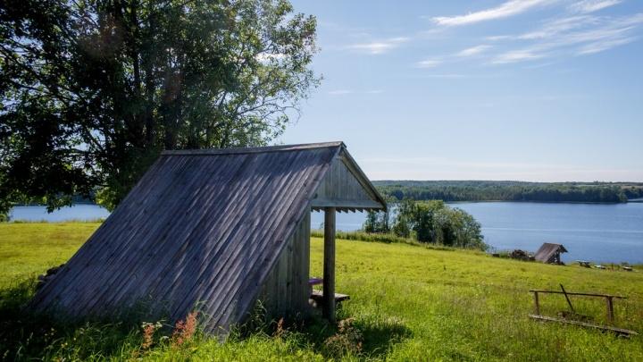 В Кенозерье и Онежское Поморье разрешили приезжать на прогулку или с палаткой