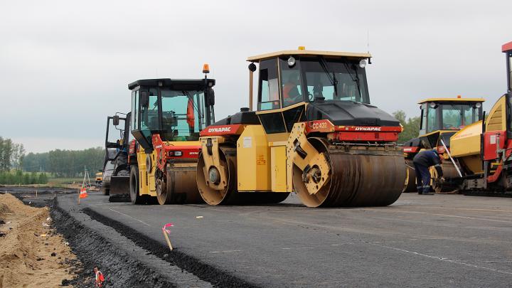 Мэрия Омска объявила торги на ремонт дорог на два года вперед