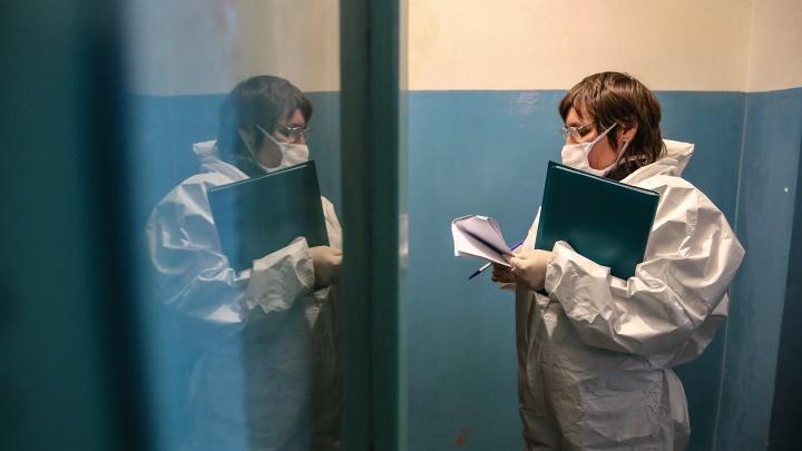 Много семейных очагов: в Тюменской области назвали районы с большим количеством заболевших COVID-19