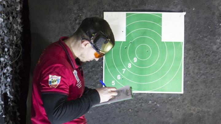 Целеустремленные: фоторепортаж 29.RU с турнира по стрельбе из пистолета