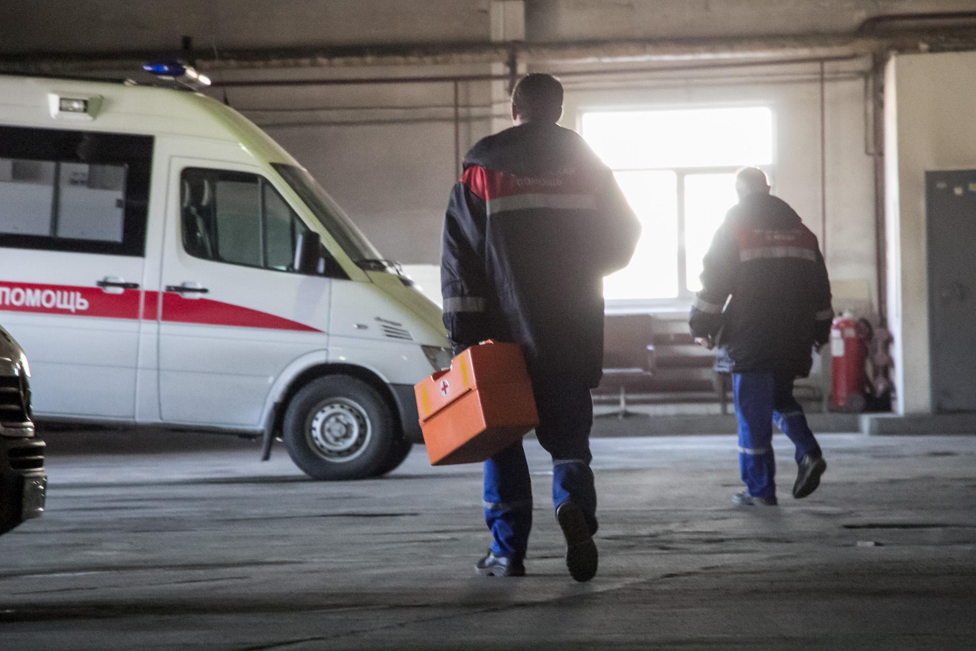 В Минздраве тогда ответили, что уровни зарплат сотрудников скорой помощи выше, чем в среднем по области<br>