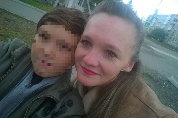 В социальных сетях Юлии много фотографий с ее детьми