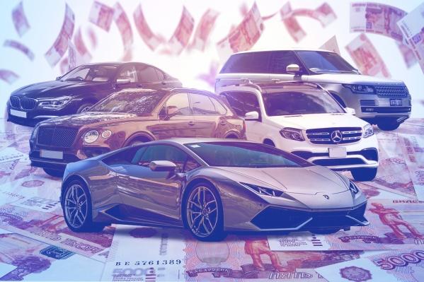 Спорткар Lamborghini Huracan дорого обходится своему владельцу