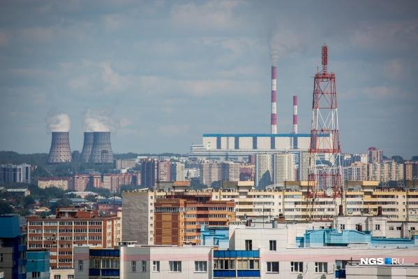 Новосибирские ТЭЦ с 1 апреля уже работают на минимальных параметрах по теплоснабжению