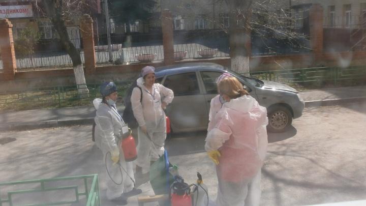 Все многоквартирные дома Тюмени будут дезинфицировать. Рассказываем кто, когда и как