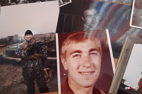 Снимки Сергея Калмыкова хранятся в отряде «Скорпион»