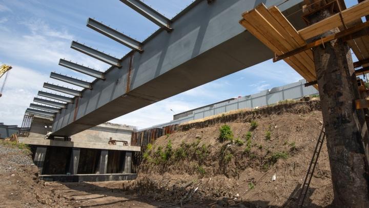 В Ростове полностью перекроют мост на Малиновского