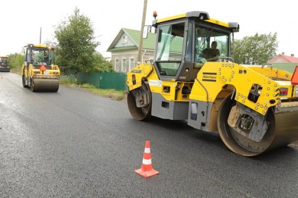 В планы на будущее по ремонту покрытия вошли еще 3 улицы в Цигломени