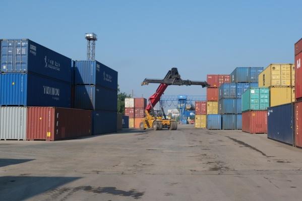 После реконструкции терминал сможет принимать международные грузы