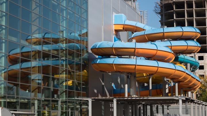 В Ростове построят вторую очередь аквапарка H2O