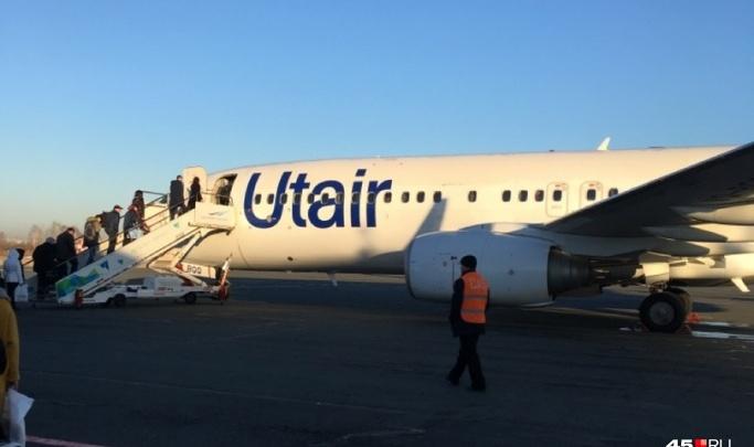 Компания Utair погасила долги перед аэропортом Кургана