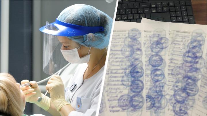 «Придется закрыть кабинет и уйти»: стоматологи Екатеринбурга заявили об угрозе разорения