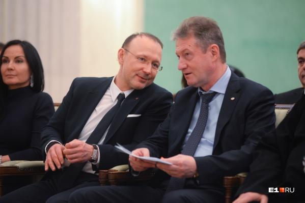 Игорь Алтушкин теперь на 33-й строчкеForbes, а Андрей Козицын— на 22-й