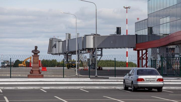 Антимонопольщики пригрозили челябинскому аэропорту внушительным штрафом за телетрапы