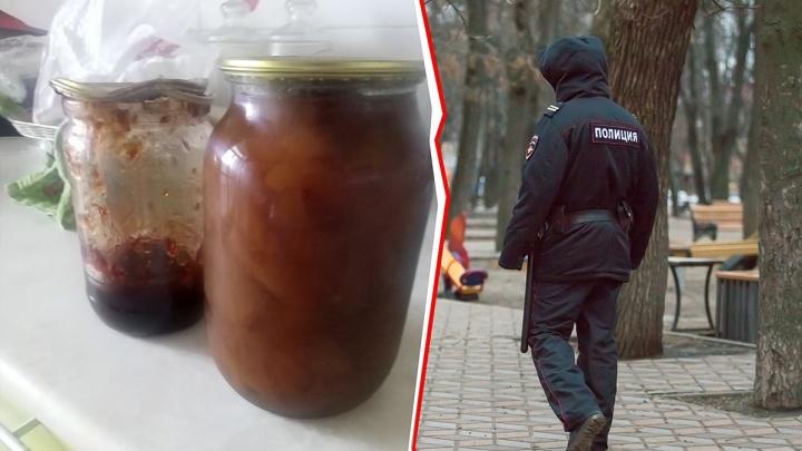 Дончанин разбил голову полицейскому банками с консервами