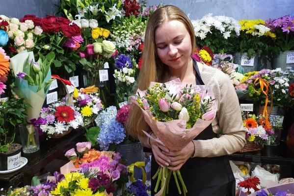 А вы уже заказали цветы на 8 Марта?