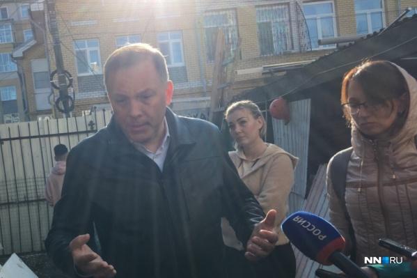 Александр Борисович несёт в массы свет и трезвость