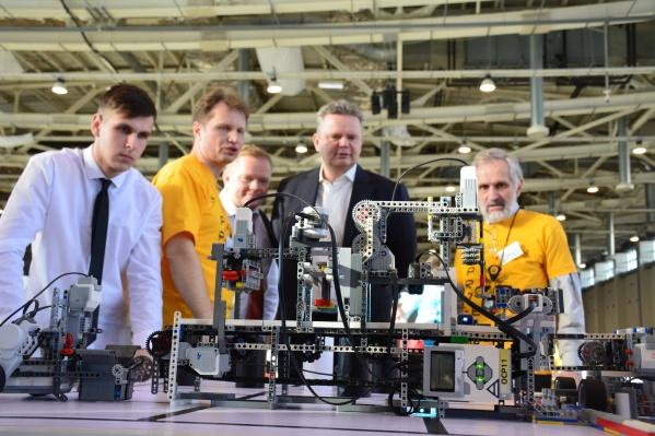 Крупнейший фестиваль для робототехников перенесли на неопределённый срок