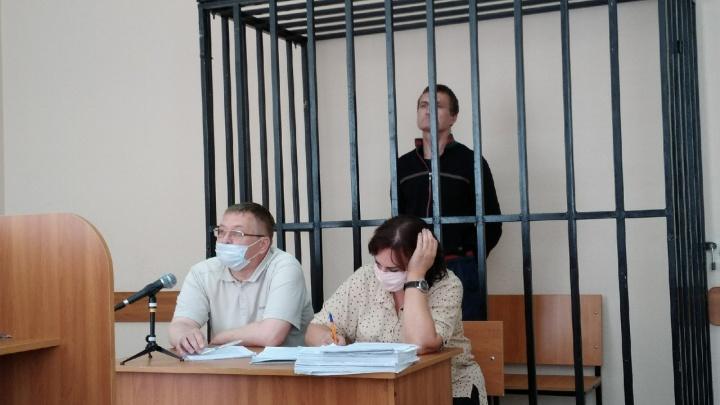 Гособвинитель попросил для экс-замгубернатора Зауралья 15 лет лишения свободы