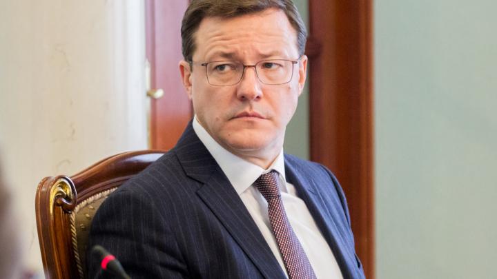 Дмитрий Азаров ответил на флешмоб самарских рестораторов