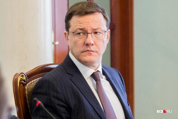 Губернатор Самарской области отреагировал на многочисленные посты в соцсетях