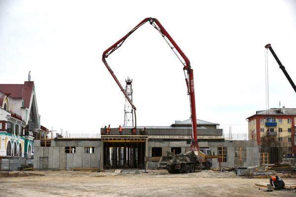 Строительные работы должны завершиться к декабрю 2020 года