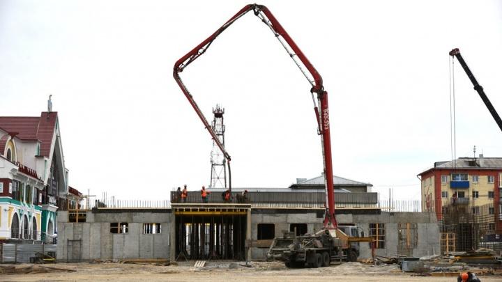 На месте рухнувшего автовокзала в Белово наконец-то построят новый