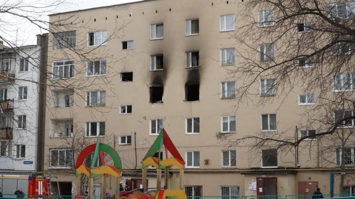 Спасатель, работавший на взрыве на Чернышевского: девушка, которая после погибла, пыталась выйти из квартиры до ЧП