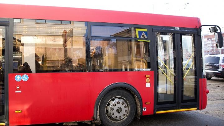 Из-за коронавируса в Ярославле будут дезинфицировать общественный транспорт