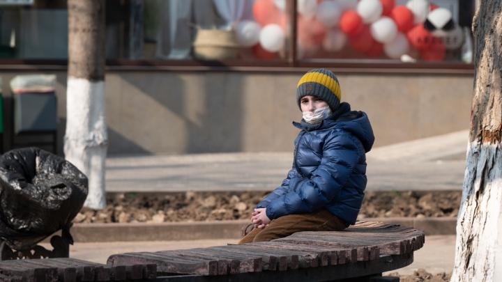 Челябинские школьники с понедельника перейдут на дистанционное обучение